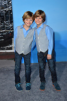 Cameron Crovetti &amp; Nicholas Crovetti at the premiere for HBO's &quot;Big Little Lies&quot; at the TCL Chinese Theatre, Hollywood. Los Angeles, USA 07 February  2017<br /> Picture: Paul Smith/Featureflash/SilverHub 0208 004 5359 sales@silverhubmedia.com
