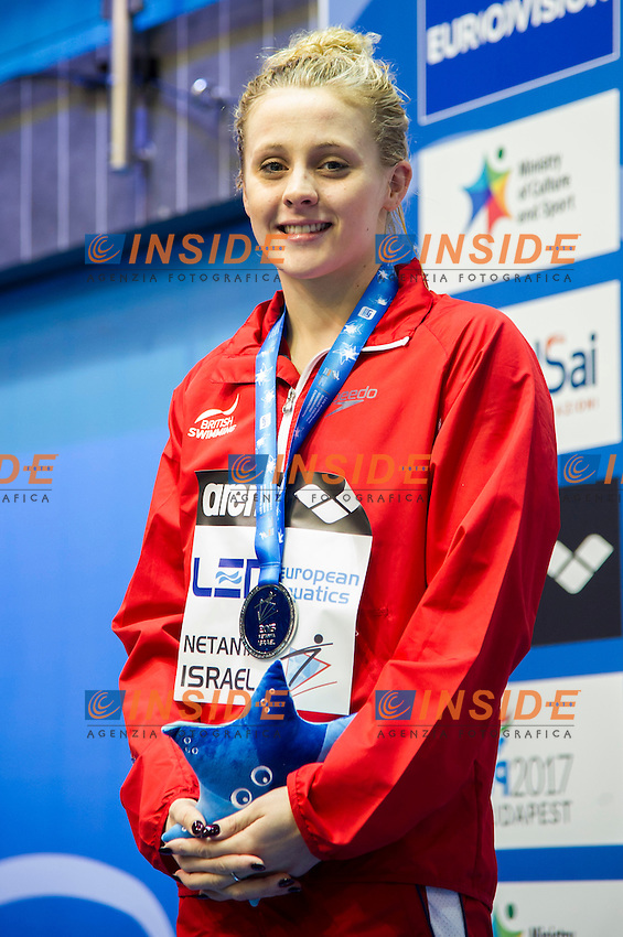 O'CONNOR Siobhan-Marie GBR Silver Medal<br />