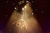 La Soiree<br /> at the La Soiree Spiegeltent, Southbank Centre, London, Great Britain <br /> press photocall<br /> 29th October 2015 <br /> <br /> Yammel Rodriguez <br /> aerial acrobatics <br /> <br /> <br /> <br /> <br /> Photograph by Elliott Franks <br /> Image licensed to Elliott Franks Photography Services