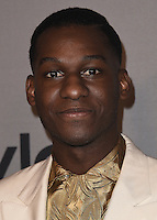 LOS ANGELES - OCTOBER 24:  Leon Bridges at the 2nd Annual InStyle Awards at The Getty Center on October 24, 2016 in Los Angeles, California.Credit: mpi991/MediaPunch