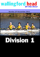 Wallingford Head 2011-Div1