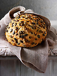 Artisan organic Pumpkin seed  bread loaf