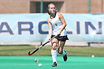 30 August 2014: Wake Forest's Meghan Murphy. The Wake Forest University Demon Deacons played the University of Iowa Hawkeyes at Francis E. Henry Stadium in Chapel Hill, North Carolina as part of the ACC/Big 10 Challenge and an 2014 NCAA Division I Field Hockey match. Iowa won the game 4-1.