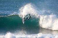 JORDY SMITH (ZAF)  surfing at Bells Beach, Torquay Victoria, Australia (Thursday, April 16 2009). Photo: joliphotos.com