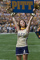 Pitt dance girl. The Pitt Panthers beat the Maine Black Bears 35-29 at Heinz Field, Pittsburgh, PA on September 10, 2011.