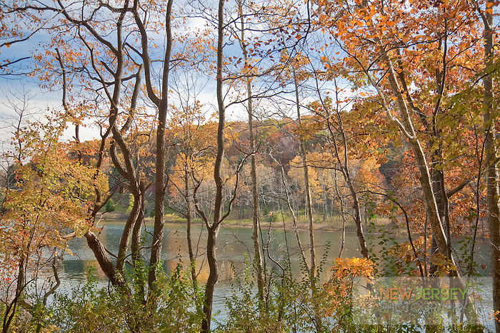Round Valley Reservoir, Hunterdon County, New Jersey