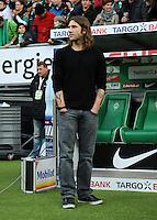 FUSSBALL   1. BUNDESLIGA   SAISON 2011/2012    12. SPIELTAG SV Werder Bremen - 1. FC Koeln                              05.11.2011 Torsten FRINGS