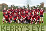 The Killarney team that played  Corcha Dhuine in Aghadoe on Sunday