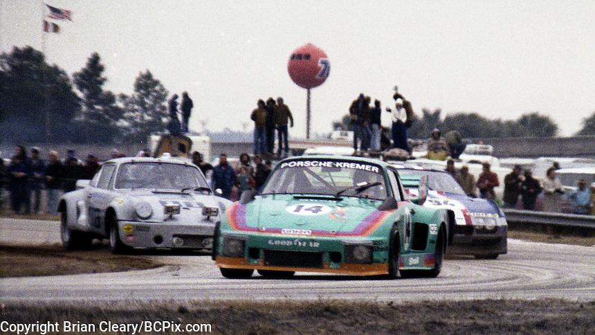 # 14 Porsche 935, John Winter, Dieter Schornstein and Josef Brambring 1978 24 Hours of Daytona, Daytona International Speedway, Daytona Beach, FL, February 5, 1978.  (Photo by Brian Cleary/www.bcpix.com)