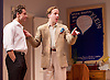 My Night with Reg <br /> by Kevin Elyot <br /> at the Apollo Theatre, London, Great Britain <br /> Press photocall<br /> 20th January 2015 <br /> Julian Ovenden as John <br /> Geoffrey Streatfeild as Daniel <br /> Photograph by Elliott Franks <br /> Image licensed to Elliott Franks Photography Services