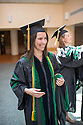 Renee Bratspis. Class of 2012 commencement.