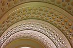 Central Waiting Room Coffered Vault, Union Station, Washington DC