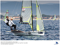 Hyeres, France, 20130422: ISAF SAILING WORLD CUP - approx 900 sailors compete in all the Olympic boat classes at the last event on the 2012/2013 World Cup. Photo: Mick Anderson/SAILINGPIX..Note: High-res TIFFs availble upon request.