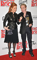 Sarah Ferguson and Lord Andrew Lloyd Webber at the &quot;School of Rock: The Musical&quot; VIP opening night, New London Theatre, Drury Lanes, London, England, UK, on Monday 14 November 2016. <br /> CAP/CAN<br /> &copy;CAN/Capital Pictures /MediaPunch ***NORTH AND SOUTH AMERICAS ONLY***
