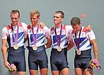 02/08/2012 - Rowing - Eton Dorney - England