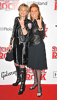 Madeleine Gurdon and Sarah Ferguson at the &quot;School of Rock: The Musical&quot; VIP opening night, New London Theatre, Drury Lanes, London, England, UK, on Monday 14 November 2016. <br /> CAP/CAN<br /> &copy;CAN/Capital Pictures /MediaPunch ***NORTH AND SOUTH AMERICAS ONLY***
