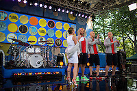 USMNT on GMA, Friday, May 30, 2014