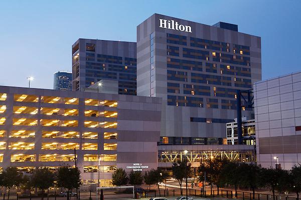 George R Brown Convention Center Hilton Hotel