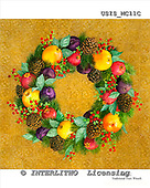 Ingrid, MODERN, MODERNO, paintings+++++,USISMC11C,#N#,fruit wreath