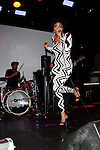 Cheri Dennis Performs At BET Music Matters at Santos Party House, NY  3/13/13