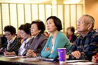 HNMC Asian outreach dementia seminar, March 12, 2016.