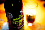 From local fresh hops, Mammoth Brewing Company brews the Owens Valley Wet Harvest Ale in Mammoth Lakes, Calif., January 28, 2011.