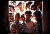 28 January 1993<br /> Ukhiya - Cox's Bazar-  Bangladesh<br />  Rohingya refugees camp Shalimar Dhaba