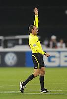 MLS referee Terry Vaughn.    DC United tied The Colorado Rapids 1-1, at RFK Stadium, Saturday  May 14, 2011.
