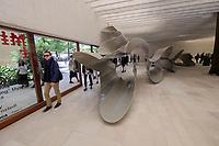 57th Art Biennale in Venice - Viva Arte Viva.<br /> Giardini.<br /> Nordic Countries.<br /> Mirrored.