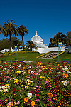 California: San Francisco. Conservatory of Flowers in Golden Gate Park.  Photo copyright Lee Foster. Photo #: 23-casanf78895