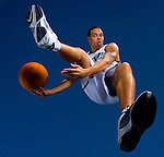 Utah Jazz guard Deron Williams<br />