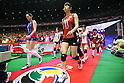 Erika Araki (JPN), .May 26, 2012 - Volleyball : .FIVB Women's Volleyball World Final Qualification for the London Olympics 2012 .match between Japan 0-3 Russia .at Tokyo Metropolitan Gymnasium, Tokyo, Japan. .(Photo by Daiju Kitamura/AFLO SPORT) [1045]