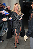 Christie Brinkley Seen In New York City
