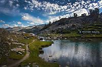 Near Donohue Pass, Yosemite National Park