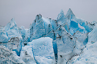 Meares glacier, Prince William Sound, Alaska