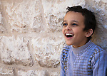 A deaf boy with eyes full of wonder (Jordan, 2014).