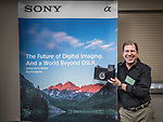Sony Rep &amp; expert Glenn Weinfield came all the way from California's Bay Area to demo Sony's mirrorless cameras at Shooting the West and to present to a lucky participant this lovely camera. And the winner is...well, stick around and find out!<br /> <br /> <br /> <br /> @SonyCamera, @SonyMirrorless<br /> <br /> <br /> #WinnemuccaNevada, #ShootingTheWest, #ShootingTheWest2017, @WinnemuccaNevada, @ShootingTheWest, @ShootingTheWest2017
