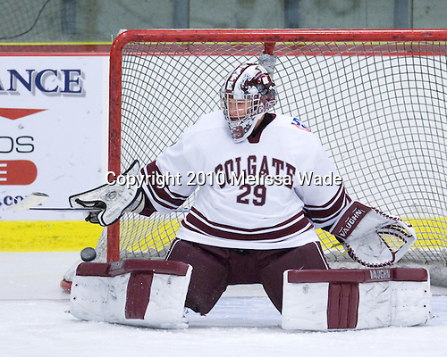 Eric Mihalik (Colgate - 29) - The host Colgate University Raiders defeated the Army Black Knights 3-1 in the first Cape Cod Classic on Saturday, October 9, 2010, at the Hyannis Youth and Community Center in Hyannis, MA.