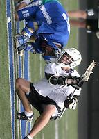 Boys Lacrosse vs Chatard 4-18-09