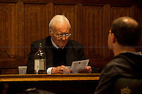 "20.03.2012 - ""Is Protesting Becoming A Crime"" - Meeting at the House of Commons"