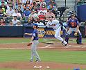 MLB: Atlanta Braves vs New York Mets