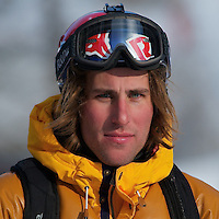 Freeride World Tour - Courmayeur, Italy  Henrik Windstedt