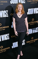 Molly Quinn at the premiere of &quot;John Wick Chapter Two&quot; at the Arclight Theatre, Hollywood. <br /> Los Angeles, USA 30th January  2017<br /> Picture: Paul Smith/Featureflash/SilverHub 0208 004 5359 sales@silverhubmedia.com