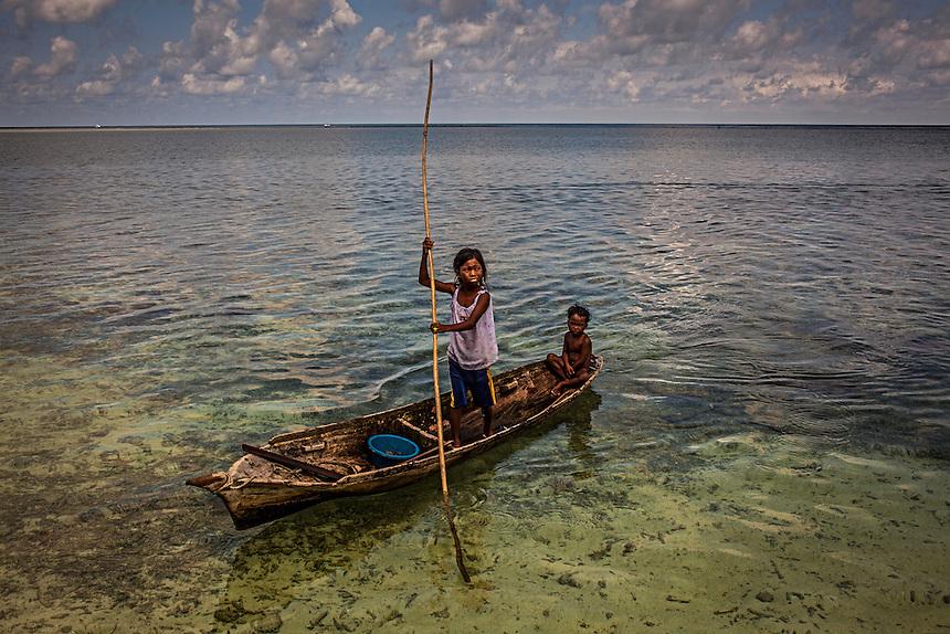 Malaysia/Borneo: Bajau Laut