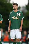 24 September 2013: William and Mary's Chris Albiston. The University of North Carolina Tar Heels hosted the College of William and Mary Tribe at Fetzer Field in Chapel Hill, NC in a 2013 NCAA Division I Men's Soccer match. William and Mary won the game 1-0.