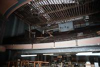 1986 February ..Rehabilitation.Attucks Theatre.Church Street..BALCONY.INTERIOR...NEG#.NRHA#..