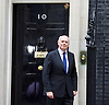 Downing Street after meetings at The House of Commons to appoint new government ministers<br /> 11th May 2015 <br /> <br /> new cabinet ministers arriving or leaving 10 Downing Street <br /> <br /> Iain Duncan Smith <br /> <br /> Photograph by Elliott Franks <br /> Image licensed to Elliott Franks Photography Services