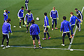 Football/Soccer: Japan training session
