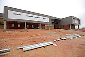 Bentonville West High progress