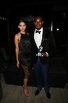 SHANINA SHAIK AND TYSON BECKFORD AT COURVOISIER'S EXCEPTIONAL JOURNEY LAUNCH EVENT HOSTED BY CHEF ROBLE HELD AT  THE SKYLARK